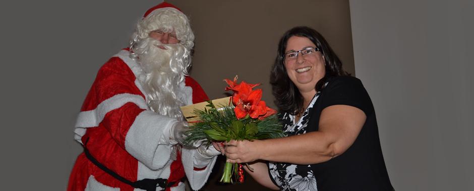 Andrea Becker Weihnachtsfeier assistenza 2013